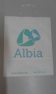 BOLSA ALBIA